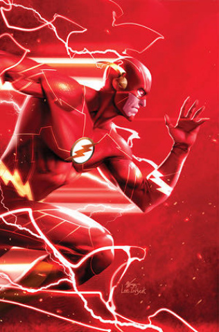 The Flash #758 (Inhyuk Lee Cover)