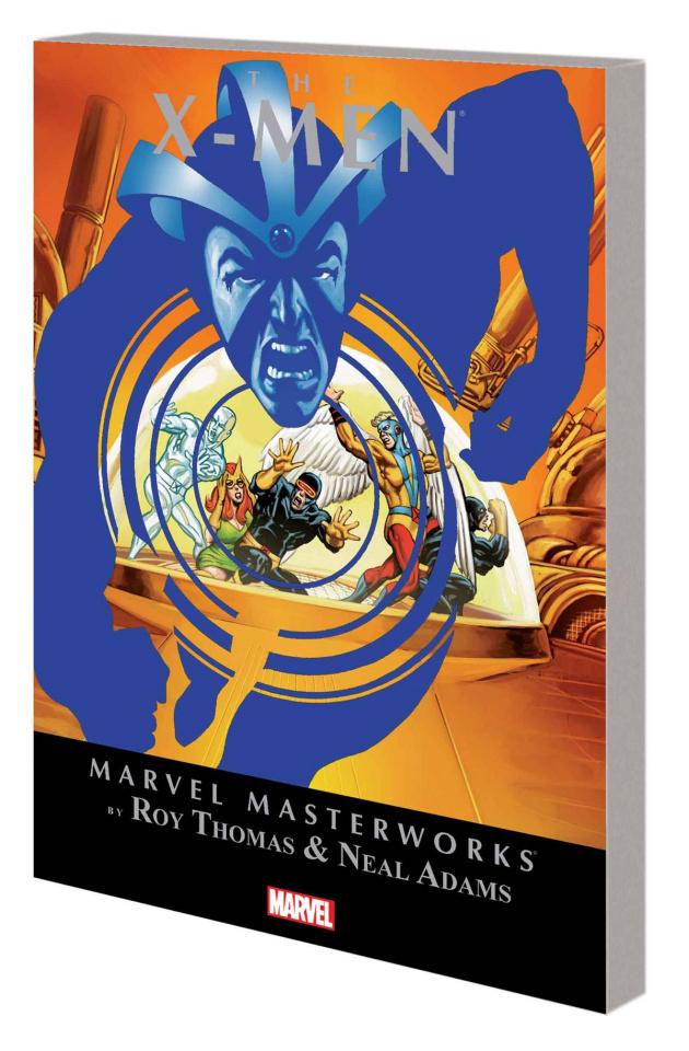 X-Men Vol. 6 (Marvel Masterworks)