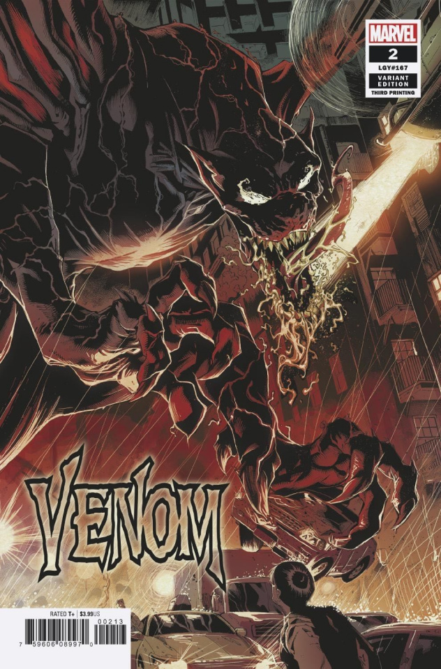 Venom #2 (Stegman 3rd Printing)