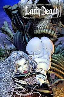 Lady Death #18 (Sultry Cover)