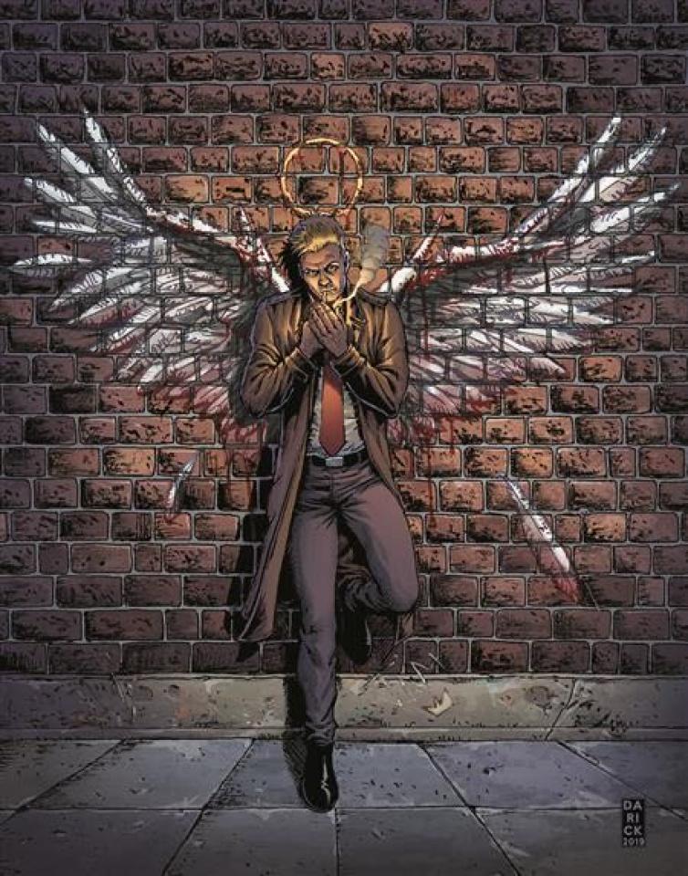 John Constantine: Hellblazer - Rise and Fall