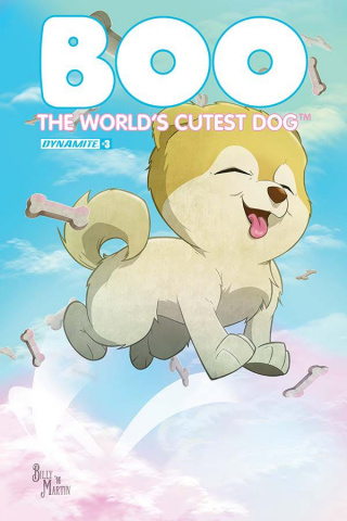 Boo: The World's Cutest Dog #3 (Martin Cover)