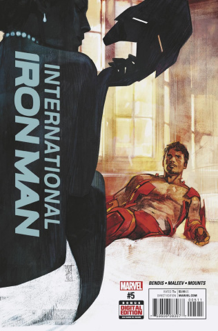 International Iron Man #5