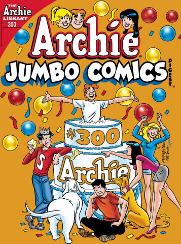 Archie Jumbo Comics Digest #300