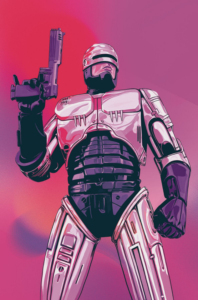 RoboCop: Citizen's Arrest #1