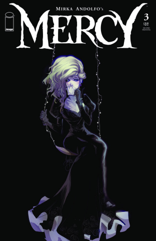 Mercy #3 (2nd Printing)