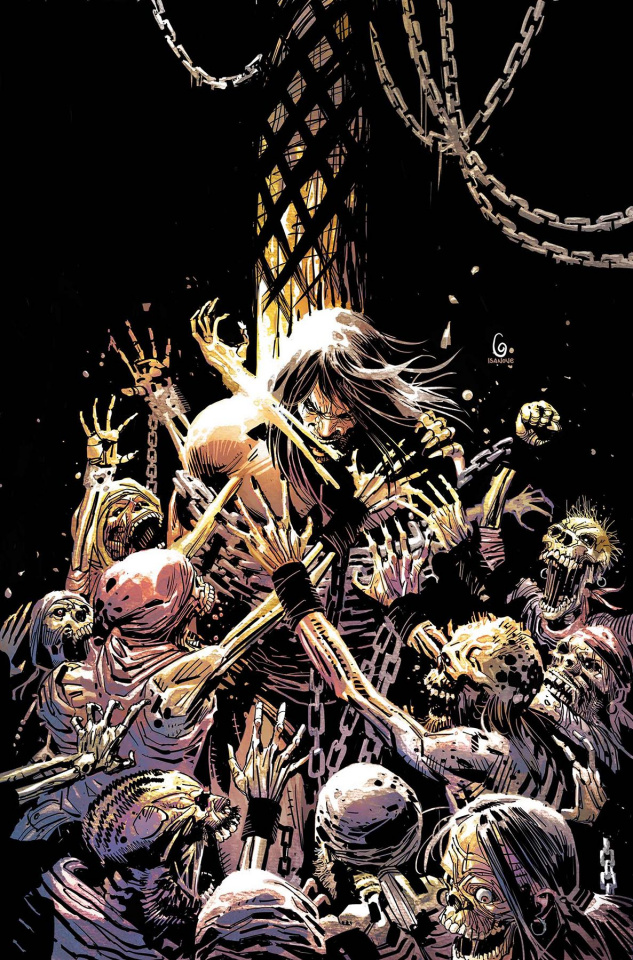 The Savage Sword of Conan #1 (Garney Cover)