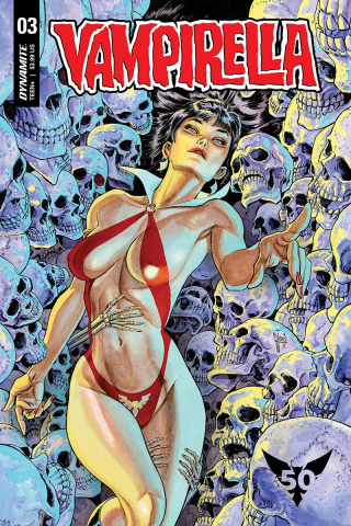 Vampirella #3 (March Cover)