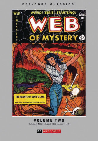 Web of Mystery Vol. 2