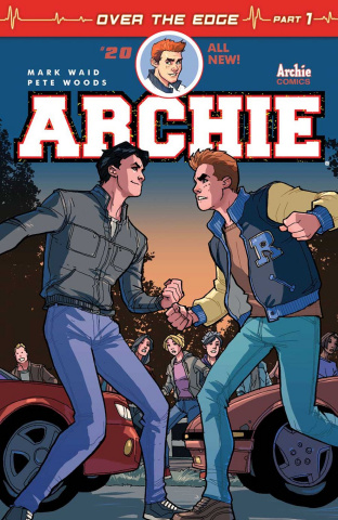 Archie #20 (Pete Woods Cover)
