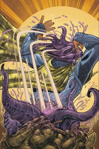 Alien: The Original Screenplay #2 (Simonson Cover)