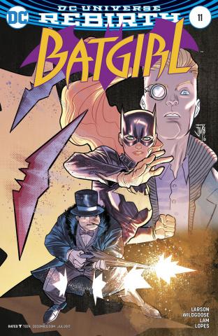 Batgirl #11 (Variant Cover)