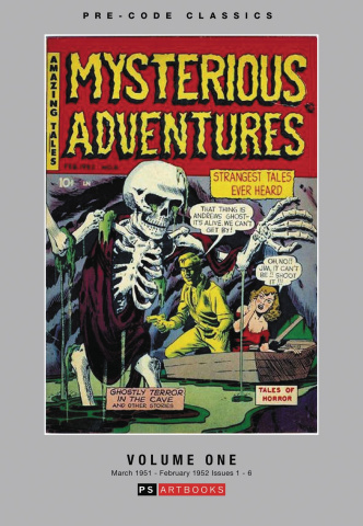 Mysterious Adventures Vol. 1
