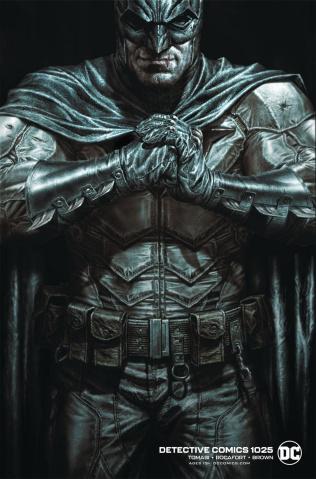 Detective Comics #1025 (Lee Bermejo Card Stock Cover)