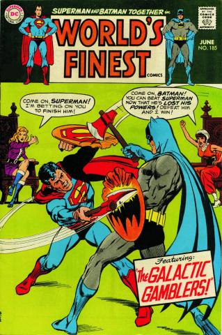Showcase Presents: World's Finest Comics Vol. 4