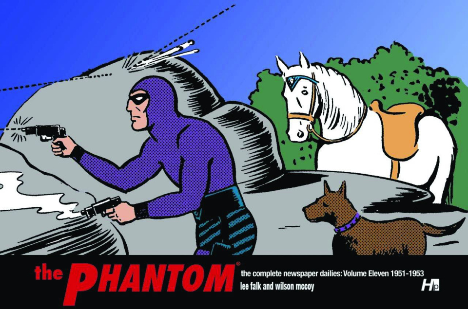 The Phantom: The Complete Newspaper Dailies Vol. 11: 1951 - 1953