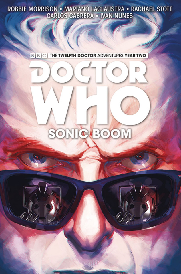 Doctor Who: New Adventures with the Twelfth Doctor, Year Two Vol. 6: Sonic Boom