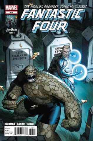 Fantastic Four #605