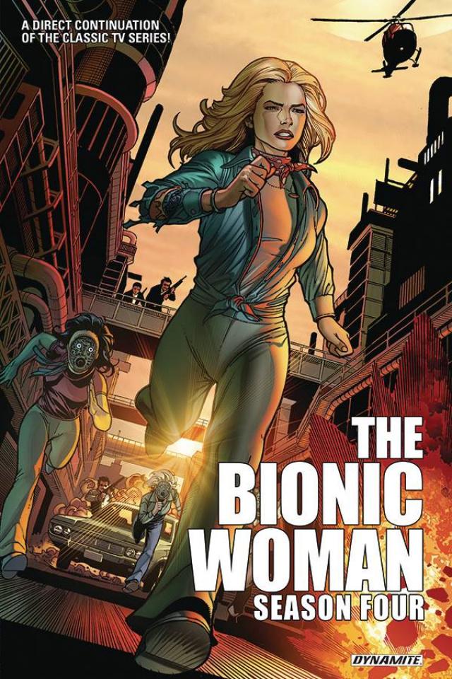 The Bionic Woman, Season Four