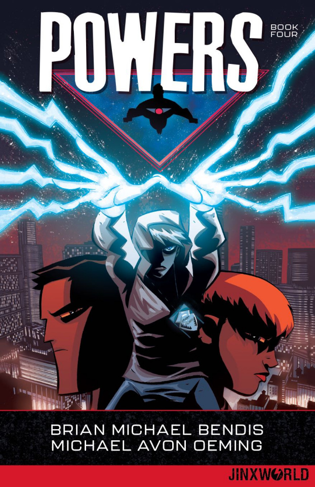 Powers Book 4 (New Edition)
