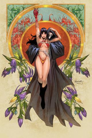 Vengeance of Vampirella #14 (10 Copy Segovia Virgin Cover)