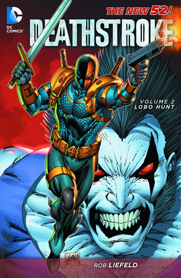 Deathstroke Vol. 2: Lobo Hunt