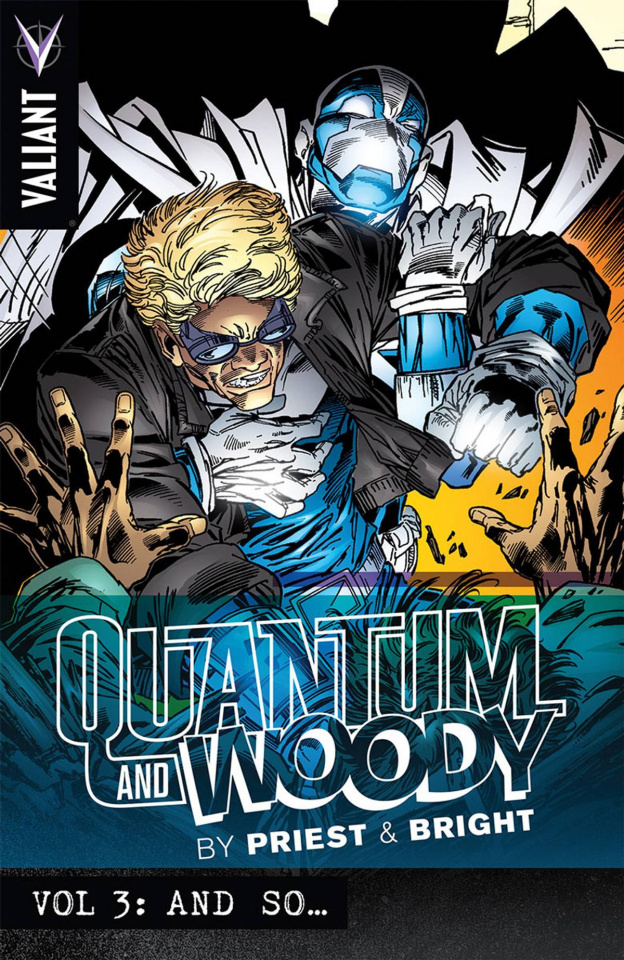 Quantum & Woody Vol. 3: And So...