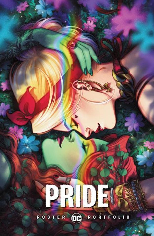 DC Poster Portfolio: DC Pride
