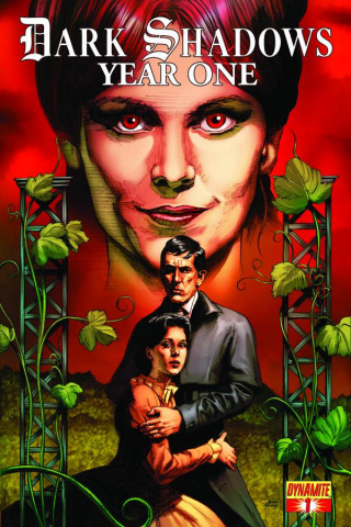 Dark Shadows: Year One #1