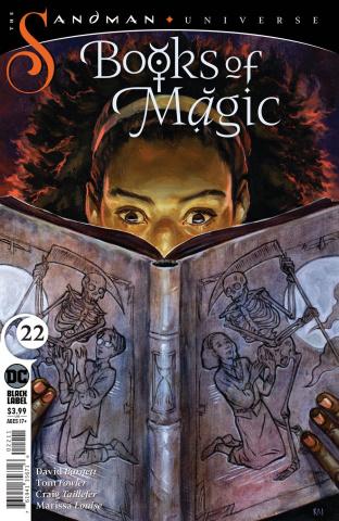 Books of Magic #22