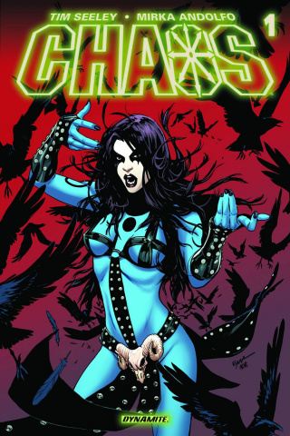 Chaos #1 (Lupacchino Cover)