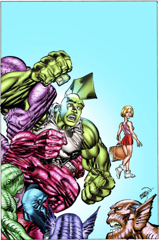 Savage Dragon #186