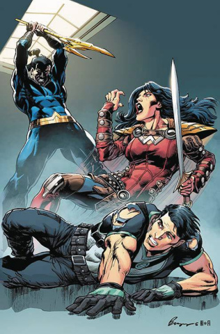 Titans Hunt #5 (Neal Adams Cover)