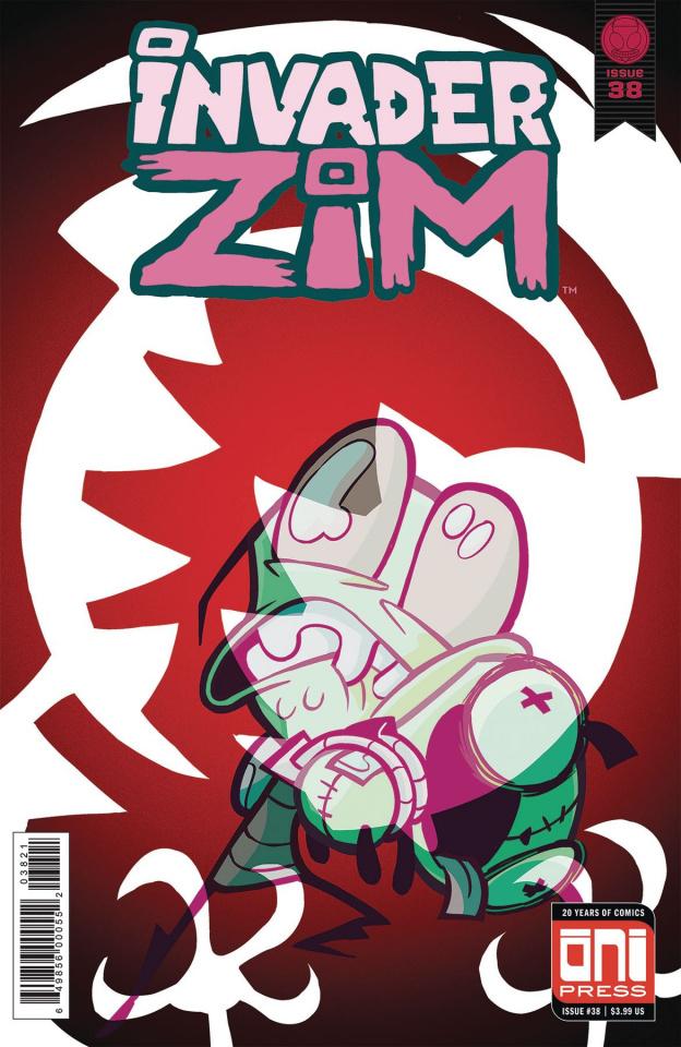 Invader Zim #38 (Maddie C Cover)