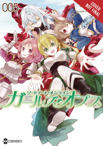 Sword Art Online: Girls' Ops Vol. 5