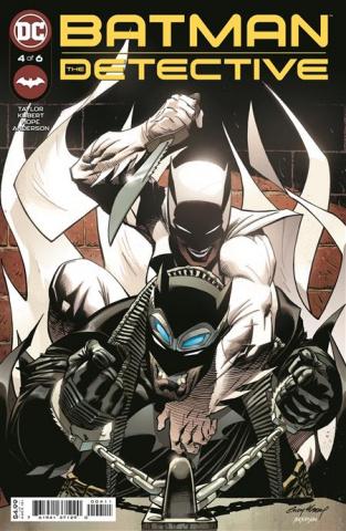 Batman: The Detective #4 (Andy Kubert Cover)