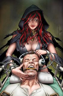 Grimm Tales of Terror #9 (Bifulco Cover)