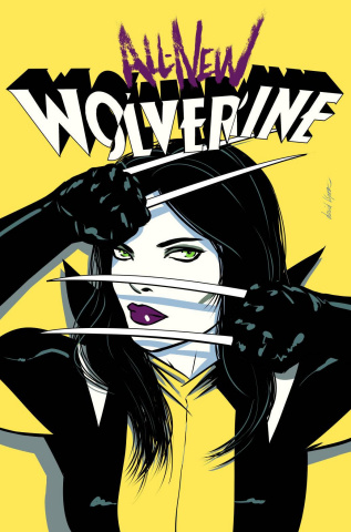 All-New Wolverine #3 (Lopez Cover)