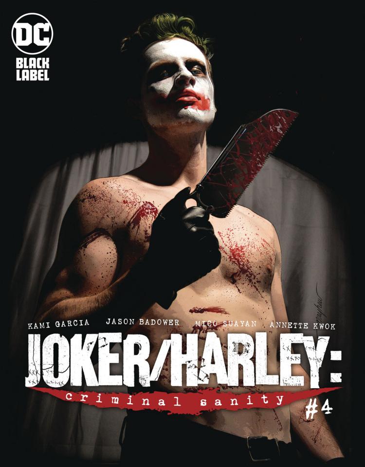 Joker / Harley: Criminal Sanity #4 (Mike Mayhew Cover)