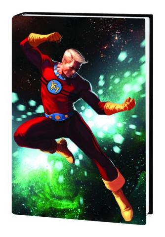 Young Marvelman Vol. 1