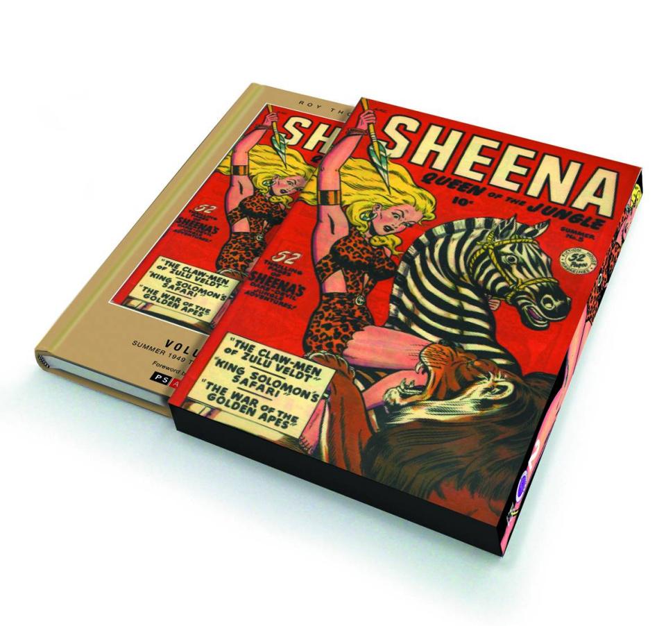 Sheena: Queen of the Jungle Vol. 2
