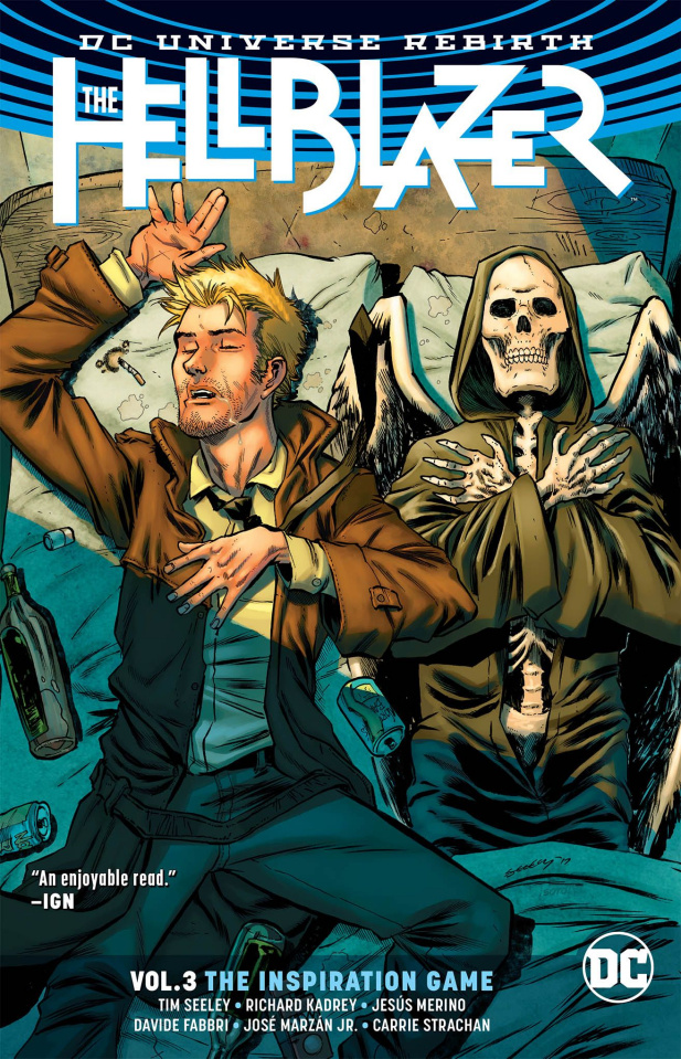 Hellblazer Vol. 3: The Inspiration Game (Rebirth)
