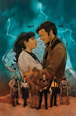 Star Wars: Solo #4