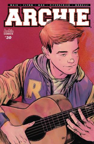Archie #30 (Gorham Cover)
