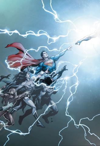 DC Rebirth (Omnibus)