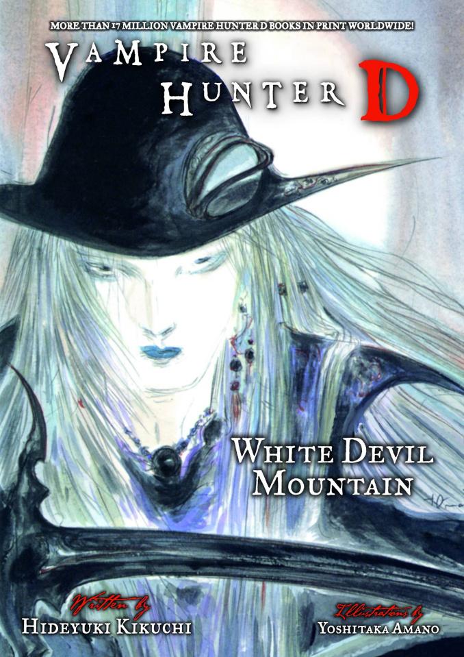 Vampire Hunter D Vol. 22: White Devil Mountain
