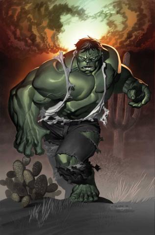 Indestructible Hulk #5 (Stevens Cover)