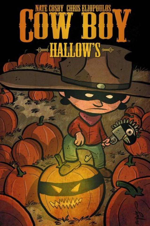Cow Boy: Hallow's Eve Mini Comic Bundle 2012