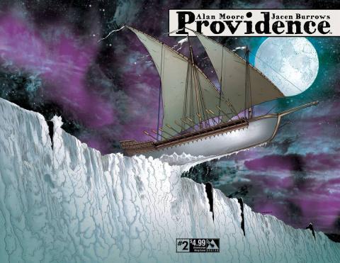 Providence #2 (Dreamscape Wrap Cover)