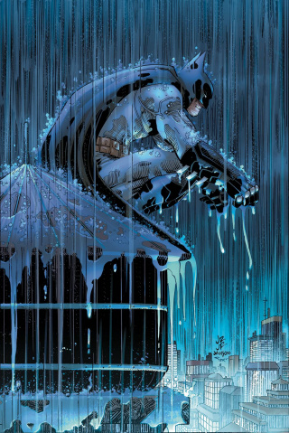 Batman #51 (Romita Cover)